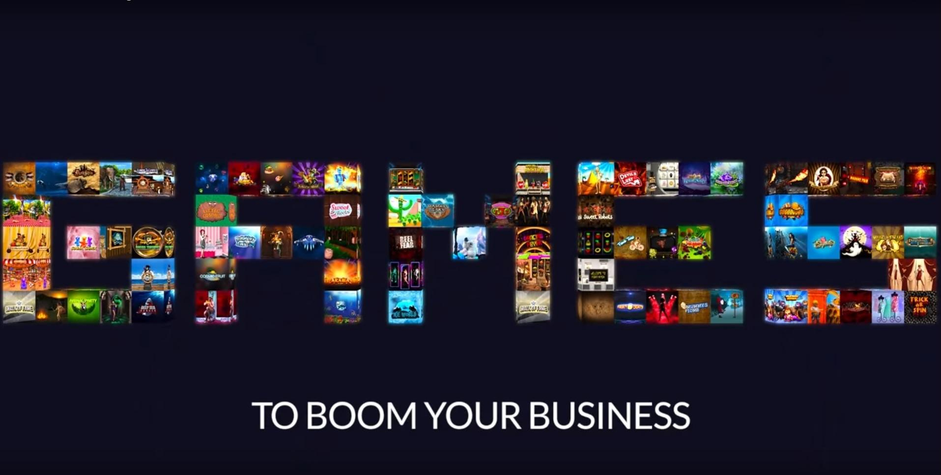 Top games by Booming Games