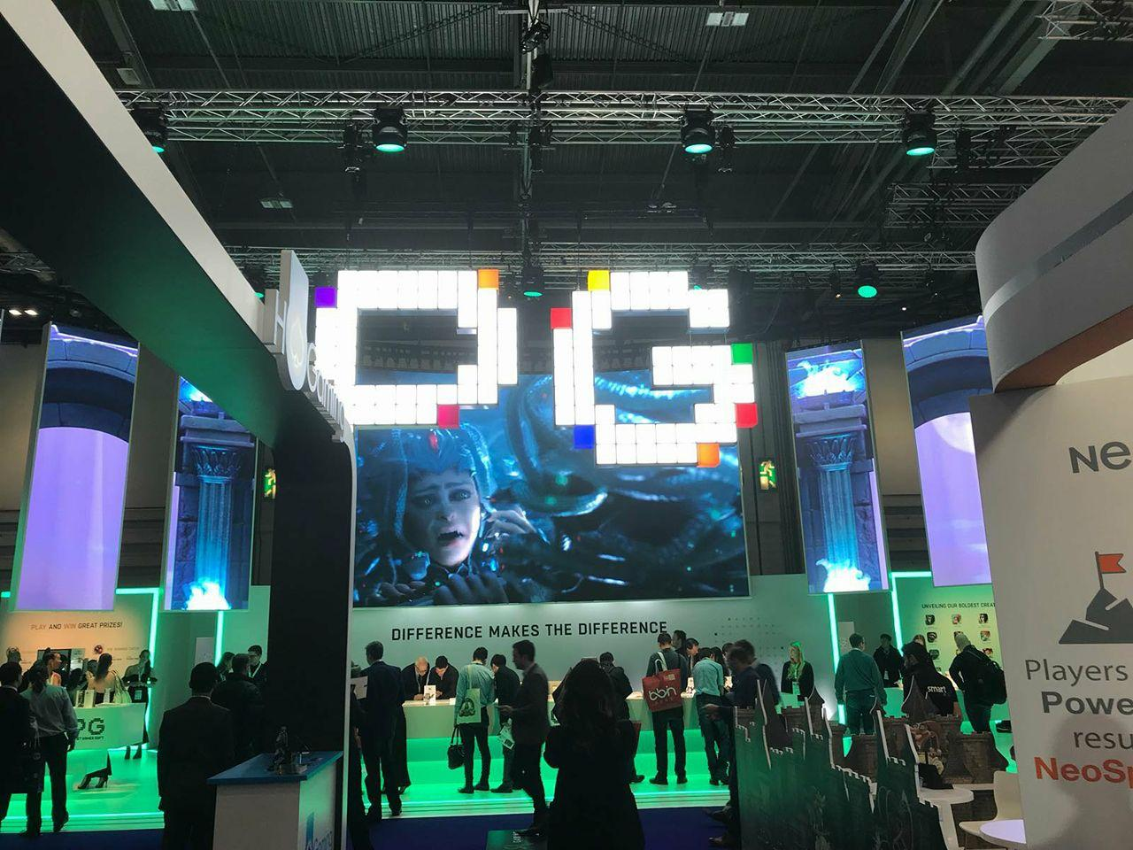 softgamings at ice 2018
