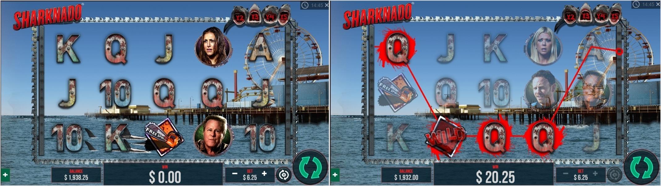 Sharknado Softgamings