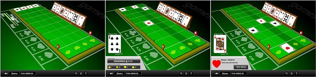 race the ace 1x2 network softgamings