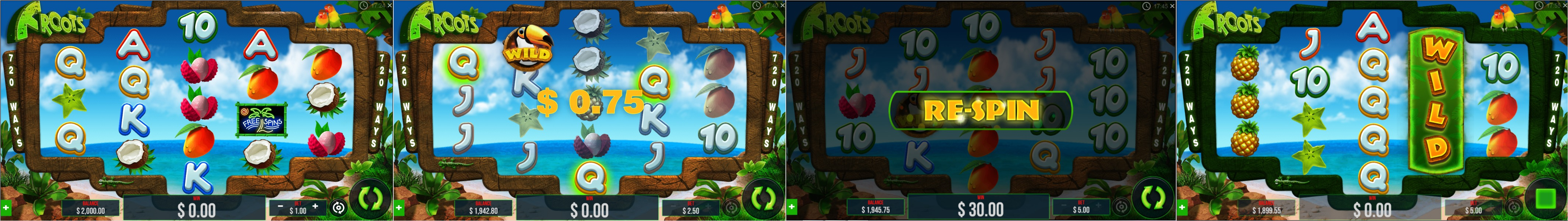 Froots Softgamings