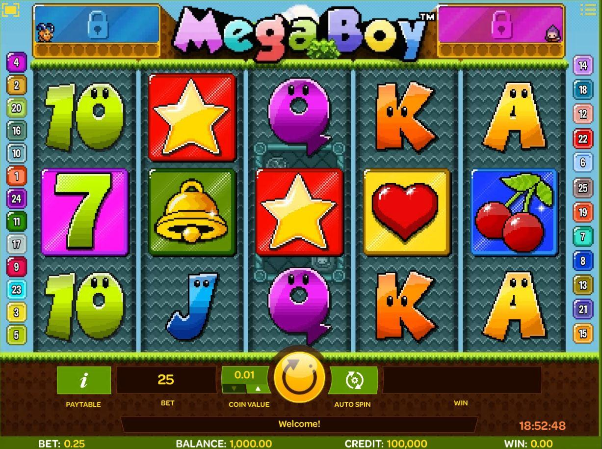 IsoftBet MegaBoy SoftGamings