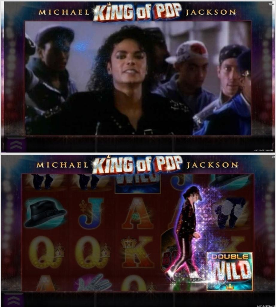 Michael jackson slot SoftGamings