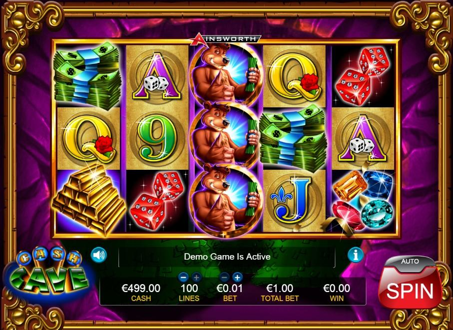 Cash Cave - Microgaming Jeux | SoftGamings