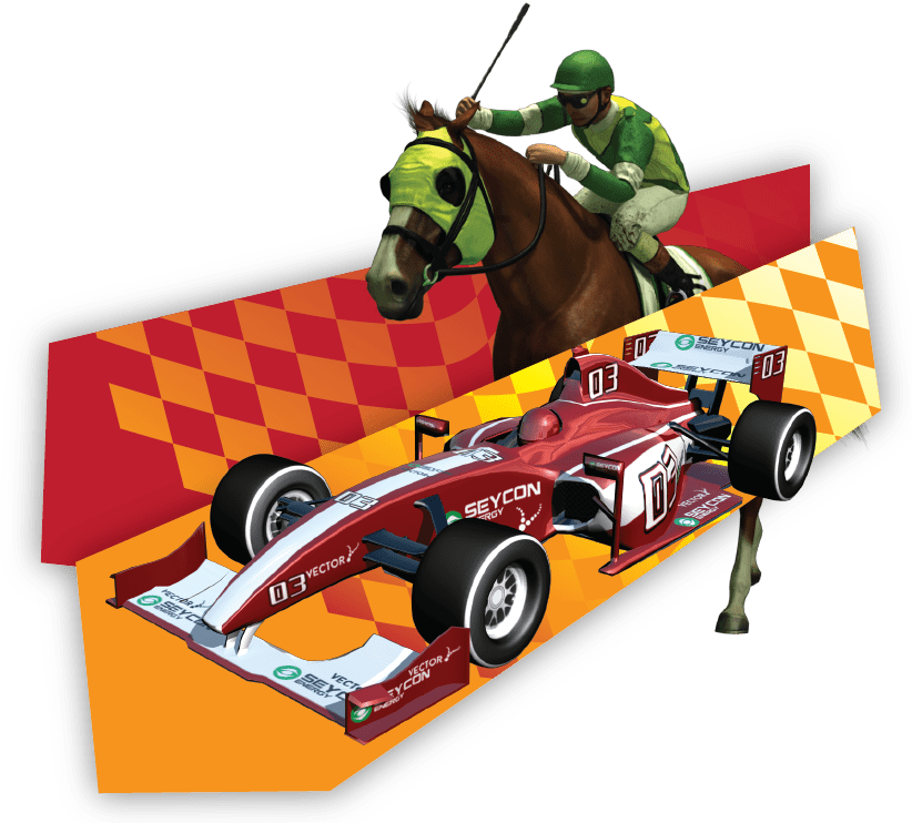 RaceDay-Kiron SoftGamings