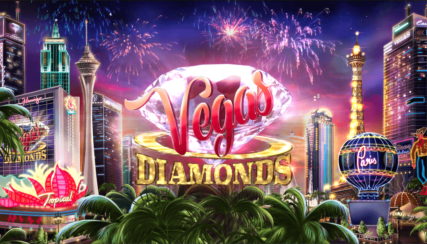 Vegas Diamonds ELK Studios