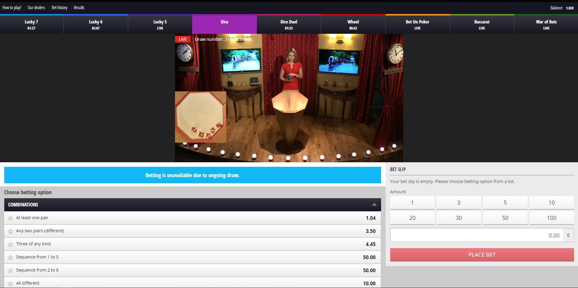 Betgames tv Software API Integration | Casino Games