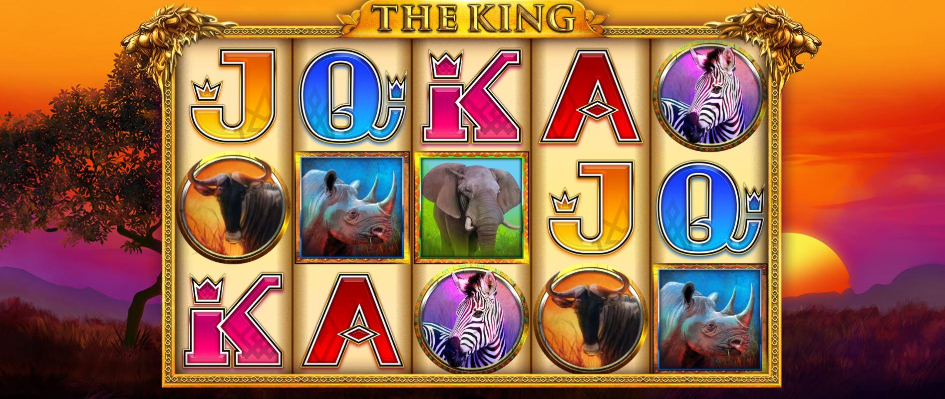 IsoftBet The King SoftGamings