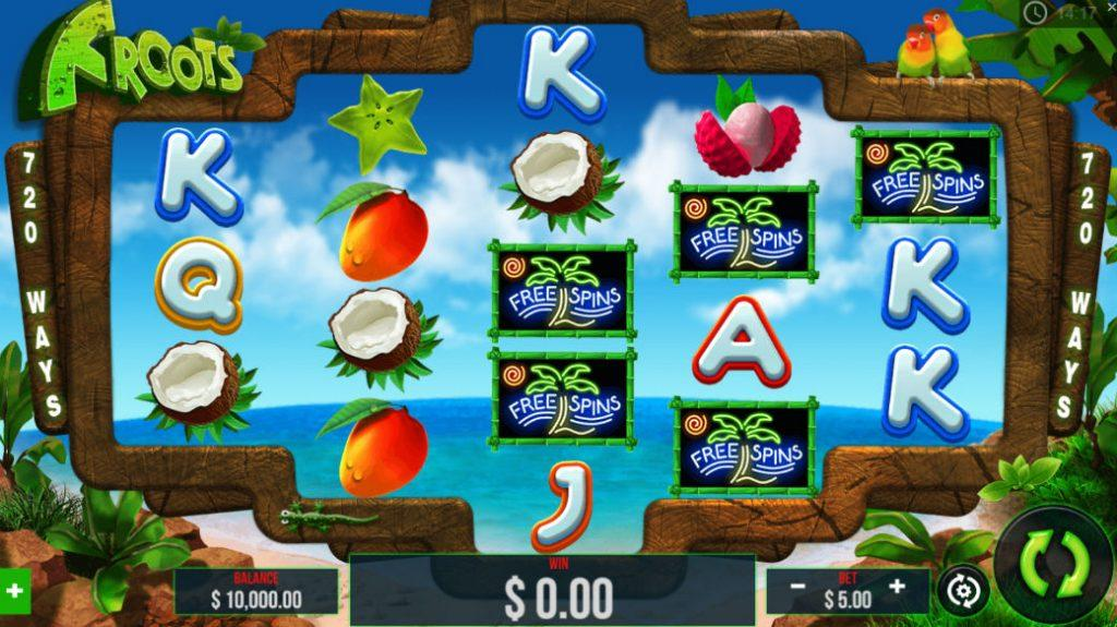 pariplay_fruits slot