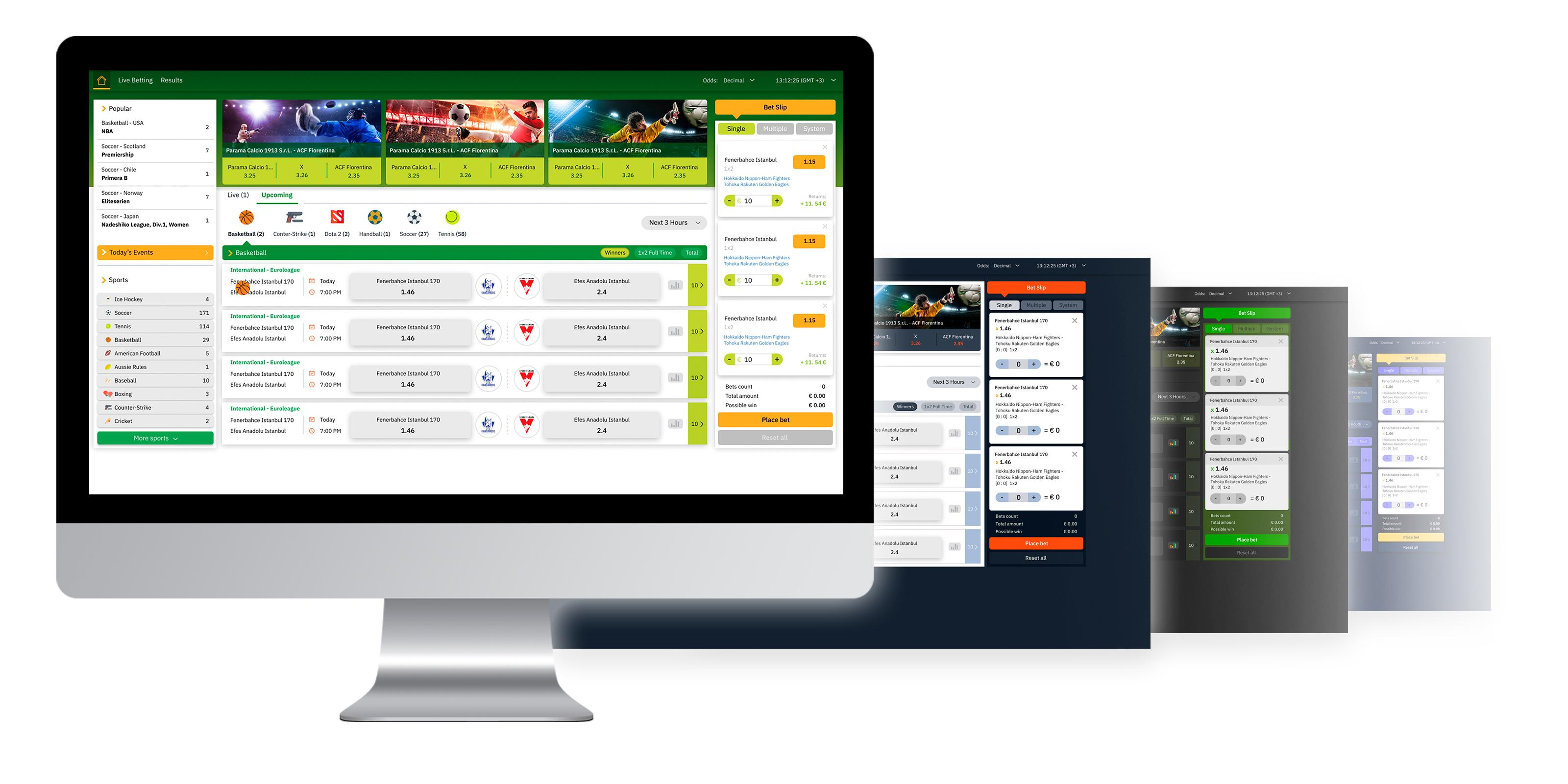 Sports betting software provider singles doubles triples betting lines
